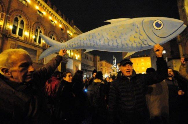 Sardine domani in piazza Trento e Trieste a Monza