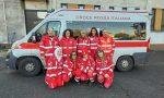 Studenti a lezione di primo soccorso con la Croce rossa