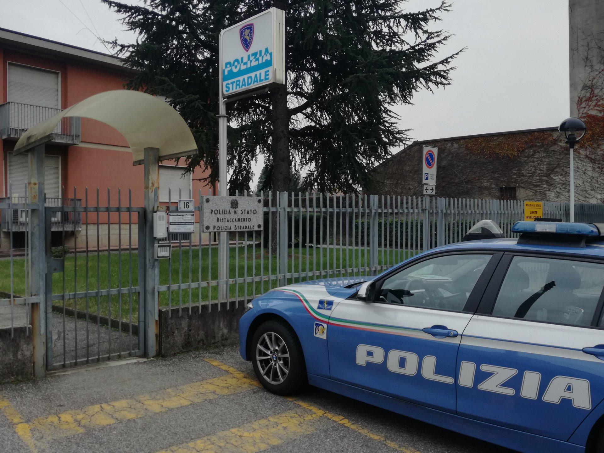 Da Lunedi Chiude La Polizia Stradale Di Seregno Prima Monza