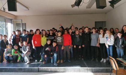 I Carabinieri di Vimercate e Bellusco salgono in cattedra