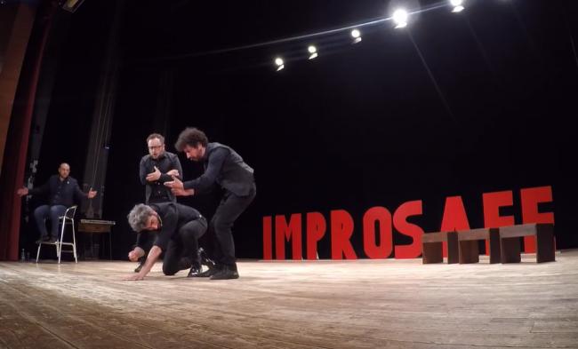 Improsafe spettacolo teatrale gratuito sul tema sicurezza