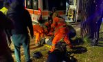 Ancora un grave incidente in via Milano, paura per 62enne travolto in bici