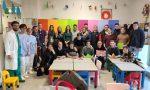 La Lega Giovani Monza e Brianza porta doni ai bimbi ricoverati
