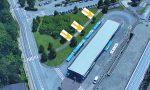 Vimercate: occhio alla riorganizzazione delle fermate degli autobus in piazza Marconi