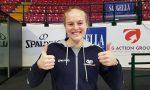 La stella Kathryn Plummer è sbarcata a Monza