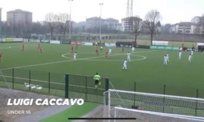 Incredibile gol da centrocampo per l'attaccante del Monza Under 16 VIDEO
