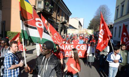 Manifestazione contro il razzismo  e i Decreti Sicurezza oggi a Vimercate