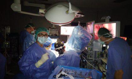 Carate Brianza, tumore al retto operato con la resezione combinata