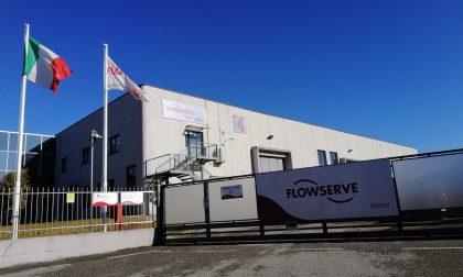 Flowserve Valbart, firmato l'accordo con le rappresentanze sindacali