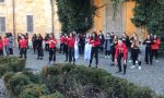 San Valentino è rispetto: a Vimercate flash mob degli studenti contro la violenza FOTO VIDEO