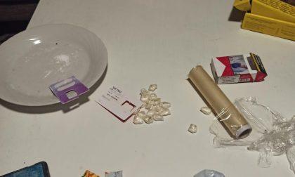 Arrestato spacciatore, sorpreso con la cocaina