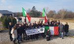 Fratelli d'Italia MB alla Foiba di Basovizza FOTO