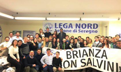 La Lega giovani al fianco della Lombardia sotto attacco