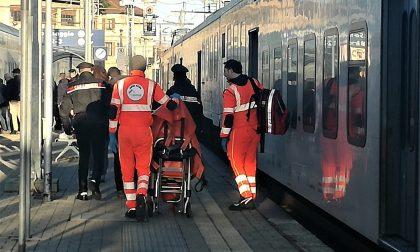 Carabinieri in stazione e treno soppresso a Seregno