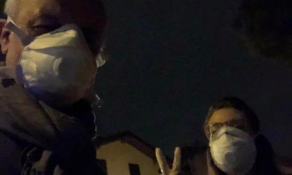 Coronavirus, seduta del Consiglio comunale con guanti e mascherine