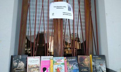 Roncello, una finestra sulla biblioteca… contro il Coronavirus