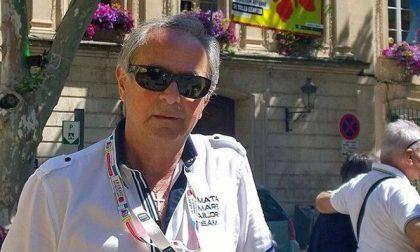 Besana Brianza piange Manrico Casali