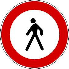 Correzzana chiude i suoi confini al transito pedonale