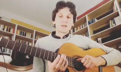 Da Gianluca Grossi una canzone dedicata a Bellusco