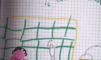 Il disegno della sua bimba commuove il papà medico