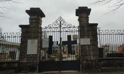 Besana, al cimitero si va in ordine alfabetico