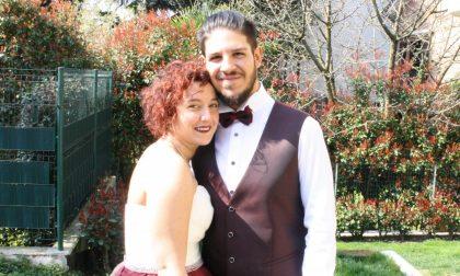 Una storia di speranza, Giulia e Andrea sposi ai tempi del Coronavirus