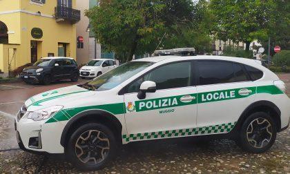 Coronavirus, Polizia locale avvisa i muggioresi a restare a casa VIDEO
