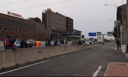 Gravissimo incidente tra Monza e Cinisello: due persone al Niguarda FOTO