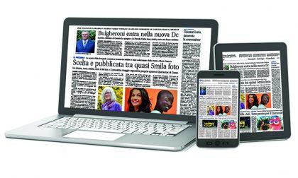 I settimanali della Brianza in versione sfogliabile online a un prezzo speciale