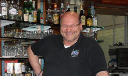 Concorezzo piange il barista con il sorriso