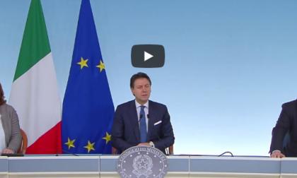 Conte apre a maggiori restrizioni per la Lombardia VIDEO