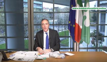 Coronavirus Lombardia: i dati di oggi, martedì 12 maggio VIDEO