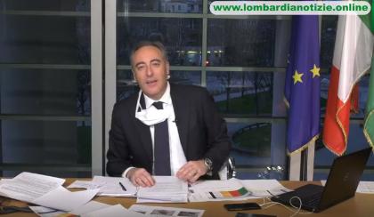 Mercoledì Fontana e Gallera a Monza per inaugurare il settore B del San Gerardo