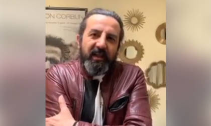 Anche il rocker Omar Pedrini al fianco della Croce Rossa di Monza VIDEO