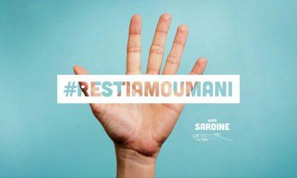 #Restiamoumani con le sardine brianzole