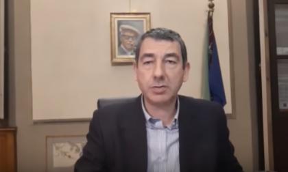 """Scritte contro il lockdown a Vimercate, Sartini """"Gesto deprecabile"""""""