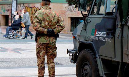 Coronavirus, altri due morti e in città arriva l'Esercito