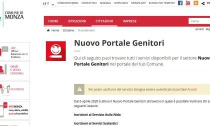Asili a Monza, l'iscrizione è online ECCO LE INFO