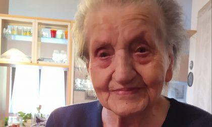 Tanti auguri nonna Maria che oggi spegne 108 candeline!