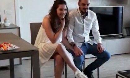 Sposi su Zoom in attesa delle vere nozze. La bella storia di Marco e Alessandra