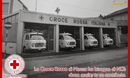 Messa promuove la raccolta fondi della Croce Rossa di Monza