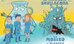 Coronavirus: BrianzAcque mette online i fumetti sull'acqua