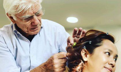 Addio a Passoni, storico parrucchiere