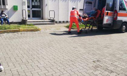 Giussano: malore in posta, soccorsa una anziana