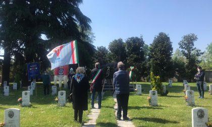 Festa della Liberazione a Monza, il ricordo dei caduti FOTO