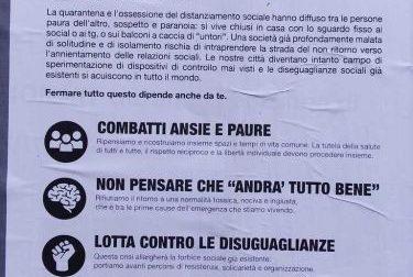 Falsi cartelli sulla Fase 2 spuntano a Monza