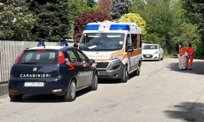 Uomo trovato morto in casa a Meda