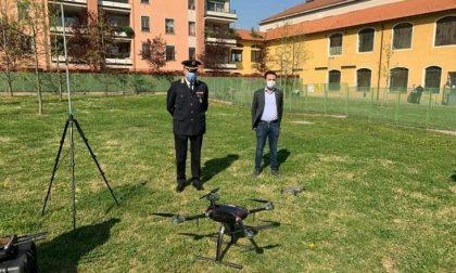 """Coronavirus e """"fughe"""" di Pasqua, controlli coi droni – VIDEO"""
