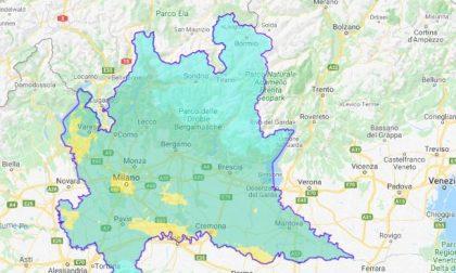 Qualità dell'aria in Lombardia durante l'emergenza Covid-19, pubblicata una prima analisi