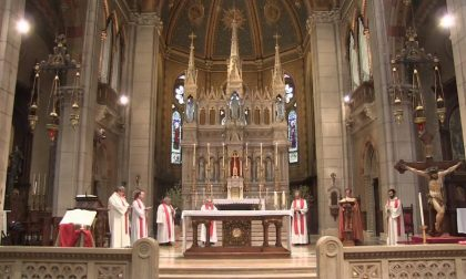 Il prevosto percorrerà la Via Crucis lungo le strade dei rioni